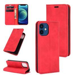iPhone 12 mini Comfortable Leather Flip Cover