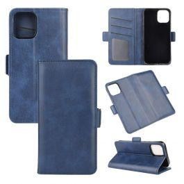 iPhone 12 Pro (6.1-inch) Flip Cover Leather Wallet Case ...