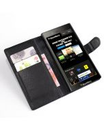 BlackBerry Priv Wallet Flip Cover Leather Phone Case