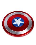Captain America's Shield Fidget Spinner Focus Hand Spinner Finger Toy