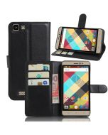 Cubot Rainbow Phone Case Wallet Flip Cover Folio Leather Case Stand Display Card Pocket