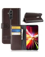 Genuine leather Huawei Mate 20 Pro Phone Case Wallet Flip Cover Stand Display Card Pocket