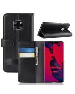 Genuine leather Huawei Mate 20 Phone Case Wallet Flip Cover Stand Display Card Pocket