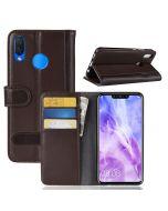 Genuine leather Huawei nova 2 Phone Case Wallet Flip Cover Stand Display Card Pocket