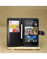 HTC 816 /Desire 816 Phone Case Wallet Flip Cover Leather Stand Display Card Pocket