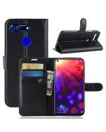 Huawei Honor V20 Phone Case Wallet Flip Cover Folio Leather Case Stand Display Card Pocket