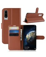 Huawei P30 Phone Case Wallet Flip Cover Folio Leather Case Stand Display Card Pocket