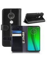 Moto G7 /G7 Plus Phone Case Wallet Flip Cover Folio Genuine Leather Case Stand Display Card Pocket