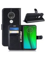 Moto G7 G7 Plus Phone Case Wallet Flip Cover Folio Leather Case Stand Display Card Pocket