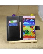 Samsung Galaxy Note 3/N900 Phone Case Wallet Flip Cover Leather Stand Display Card Pocket