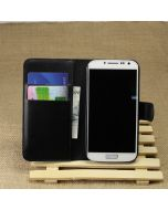 Samsung S4 i9500 Galaxy S4 Phone Case Wallet Flip Cover Leather Stand Display Card Pocket