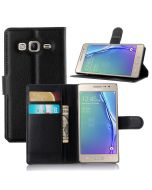 Samsung Galaxy Z4 Phone Case Wallet Flip Cover Leather Stand Display Card Pocket