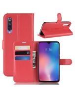 Xiaomi 9 SE Phone Case Wallet Flip Cover Folio Leather Case Stand Display Card Pocket