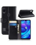 Xiaomi Play Phone Case Wallet Flip Cover Folio Genuine Leather Case Stand Display Card Pocket