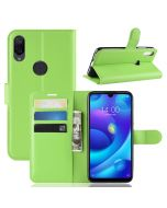 Xiaomi Play Phone Case Wallet Flip Cover Folio Leather Case Stand Display Card Pocket