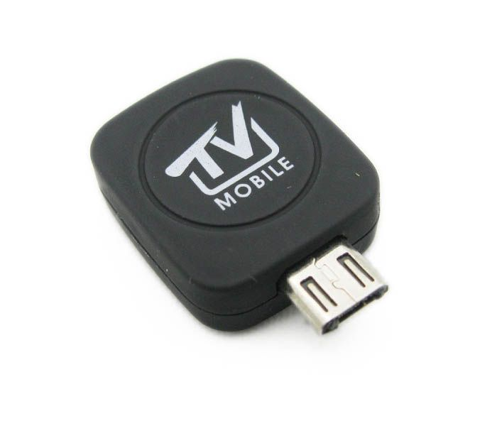 DVB-T & ISDB-T Android HDTV Dongle TV Receiver
