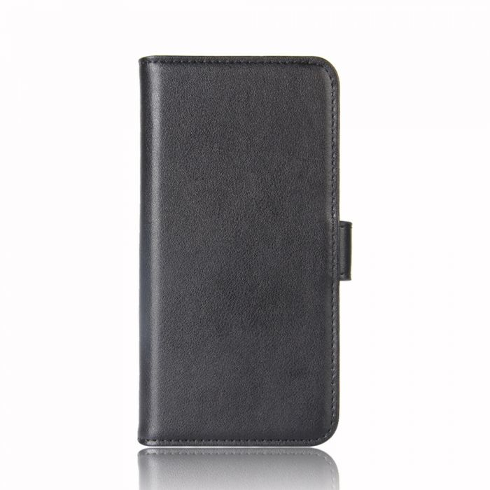 reputable site f44b6 babb9 Genuine leather Samsung J3 2018 Phone Case Wallet Flip Cover Stand Display  Card Pocket