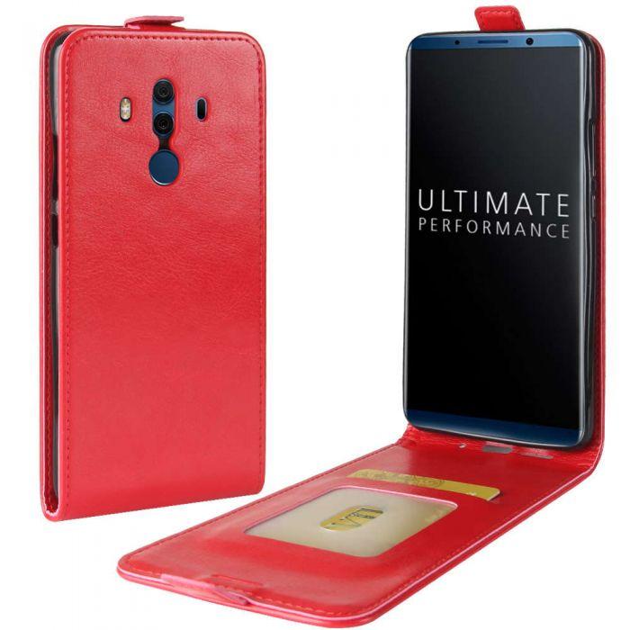 diversamente b749b ce137 Huawei Mate 10 Pro /Mate 10 Porsche Leather Flip Phone Case Flip Cover  Vertical Open Wallet Case