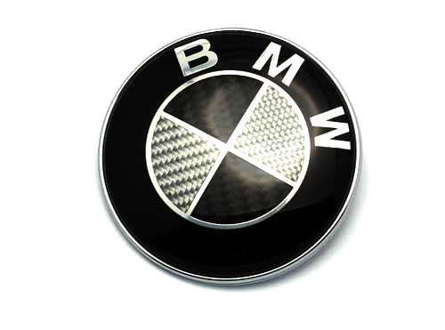 BMW M3 Chrome CSL Trunk Lid Badge Emblem M6 M Coupe E30 Z3 E46 E90 E92