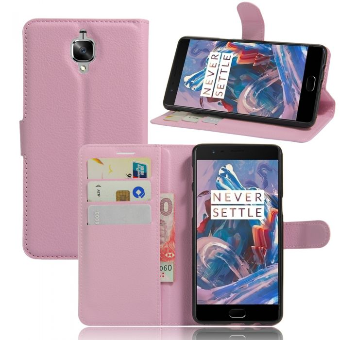 quality design a288f 52b09 Oneplus 3 Wallet Flip Cover Leather Phone Case Copyright@TTLET ...