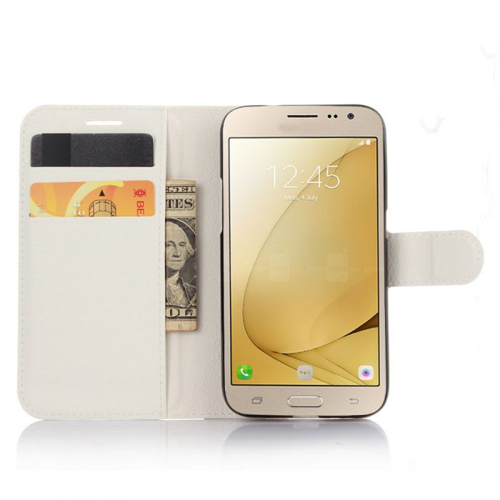 new products f40b6 5aed1 Samsung J2 2016 J210F /J2 PRO 2016 Phone Case Wallet Flip Cover Leather  Stand Display Card Pocket
