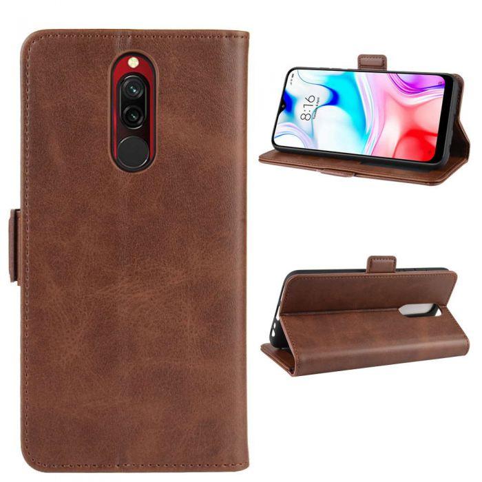 PU Leather Wallet Case for Xiaomi