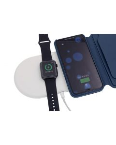 Airpower QI Fast Charging Wireless Charger For iPhone Apple Watch
