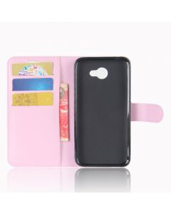 Alcatel A30 Phone Case Wallet Flip Cover Folio Leather Case Stand Display Card Pocket