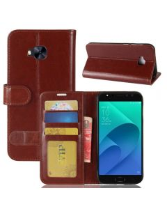 Asus 4 selfie Pro ZD552KL Flip Folio Leather Wallet Case with ID and Credit Card Pockets
