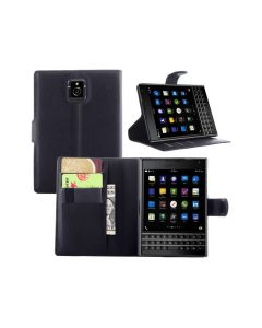 BlackBerry Classic Q20 Wallet Flip Cover Leather Phone Case