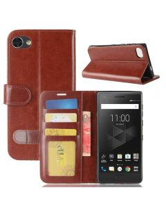 BlackBerry Motion Flip Folio Leather Wallet Case with ID and Credit Card Pockets