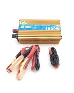 1000W Car Power Inverter DC12V/24V to AC110V/240V