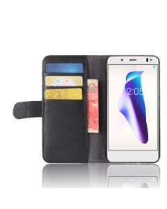 Genuine leather BQ V Phone Case Wallet Flip Cover Stand Display Card Pocket