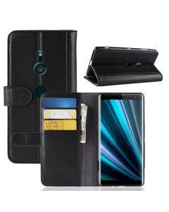Genuine leather Huawei nova 3 Phone Case Wallet Flip Cover Stand Display Card Pocket