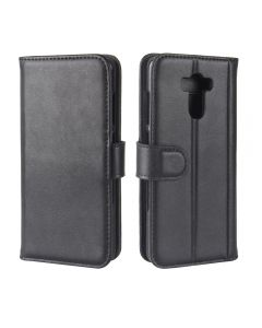 Genuine leather Xiaomi Redmi 4 Phone Case Wallet Flip Cover Stand Display Card Pocket