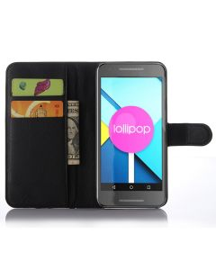 Google LG Nexus 5X Phone Case Wallet Flip Cover Leather Stand Display Card Pocket