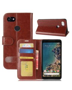 Google pixel 2 XL Flip Folio Leather Wallet Case with ID and Credit Card Pockets