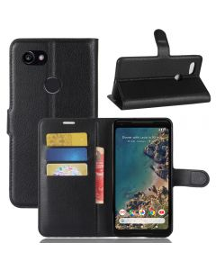 Google Pixel 2 XL Phone Case Wallet Flip Cover Folio Leather Case Stand Display Card Pocket