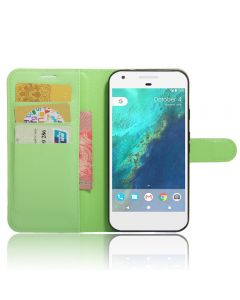 Google Pixel XL Phone Case Wallet Flip Cover Leather Stand Display Card Pocket