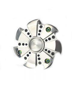Heavy Spiral Impeller Fidget Spinner Blast Fidget Spinner