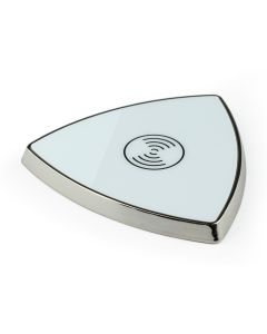 Hi efficiency Qi Wireless Charger Heart shaped Wireless Charging Pad For Qi-enabled smart phone