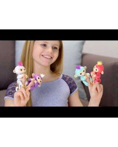 Fingerlings Baby Monkey Finger Monkey Toy
