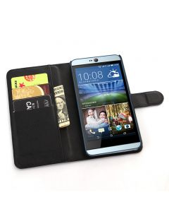 HTC 826 /Desire 826 Phone Case Wallet Flip Cover Leather Stand Display Card Pocket