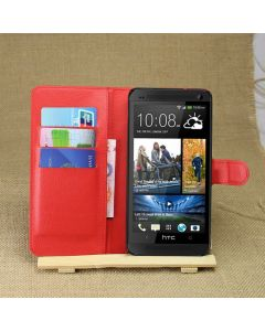 HTC One MAX T6 /HTC T6 Phone Case Wallet Flip Cover Leather Stand Display Card Pocket