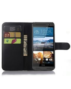 HTC One ME Phone Case Wallet Flip Cover Leather Stand Display Card Pocket