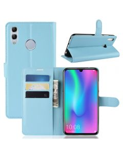 Huawei Honor 10 lite Phone Case Wallet Flip Cover Folio Leather Case Stand Display Card Pocket