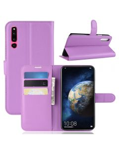 Huawei Honor Magic 2 Phone Case Wallet Flip Cover Folio Leather Case Stand Display Card Pocket