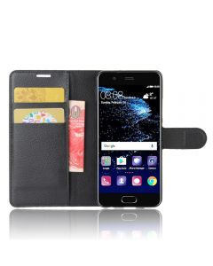Huawei Ultra Slim Wallet Flip Cover Leather Phone Case Kickstand Card Pocket