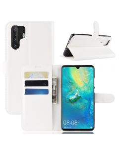 Huawei P30 Pro Phone Case Wallet Flip Cover Folio Leather Case Stand Display Card Pocket