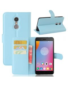 Lenovo K6 note Phone Case Wallet Flip Cover Folio Leather Case Stand Display Card Pocket